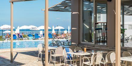 Restaurang på hotell Meridien Beach på Zakynthos, Grekland.