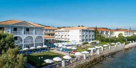 Hotell Meridien Beach på Zakynthos, Grekland.