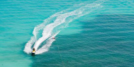 Jet ski i Mexiko.