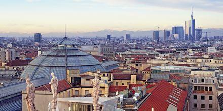 Milano i Italien.