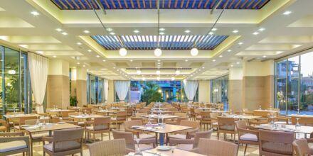 Restaurang Elia på hotell Minoa Palace resort & Spa i Platanias på Kreta, Grekland.