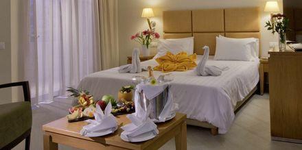 Juniorsvit på hotell Minos i Rethymnon, Kreta.