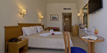 Superiorrum på hotell Minos i Rethymnon, Kreta.