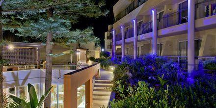 Hotell Minos i Rethymnon, Kreta.