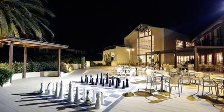 Poolbar på hotell Minos Mare i Rethymnon på Kreta.