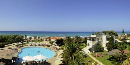 Hotell Minos Mare i Rethymnon på Kreta, Grekland.
