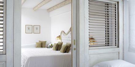 Familjerum på Laguna Resort & Spa i Anissaras på Kreta, Grekland.