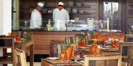 Mexikanska restaurangen  Laguna Resort & Spa i Anissaras på Kreta.