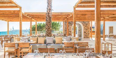 Temarestaurang på hotell Mitsis Norida Beach Hotel i Kardamena på Kos, Grekland.