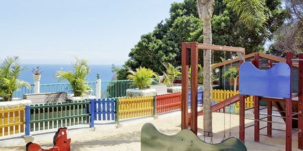 Lekplats på hotell Monteparaiso i Puerto Rico, Gran Canaria.