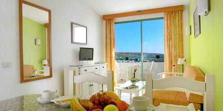 Två- och trerumslägenhet på hotell Monteparaiso i Puerto Rico, Gran Canaria.