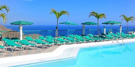 Poolen på hotell Monteparaiso i Puerto Rico, Gran Canaria.
