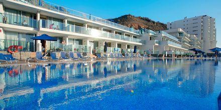 Pool på Morasol Suites i Puerto Rico, Gran Canaria.