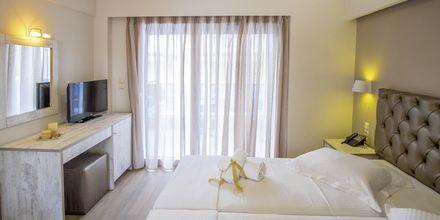 Dubbelrum på hotell Must i Kanali, Grekland.