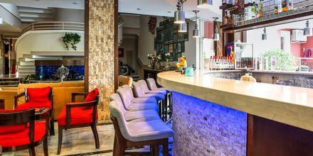 Bar på hotell My Home i Alanya, Turkiet.