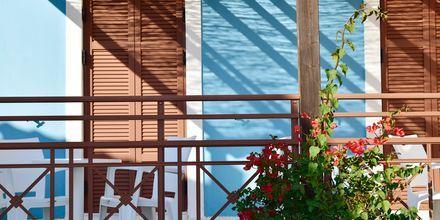 Hotell Mykali i Pythagorion, Samos.