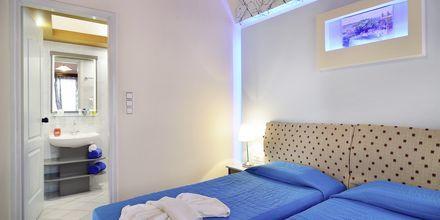 Tvårumslägenhet på hotell Mythos Platanias på Kreta.