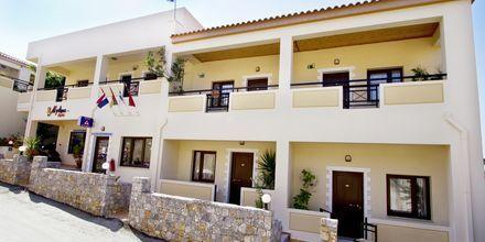 Hotell Mythos Platanias på Kreta.