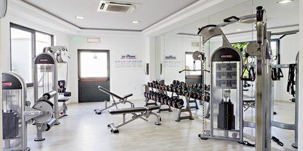 Gym på hotell Nana Golden Beach i Hersonissos på Kreta, Grekland.