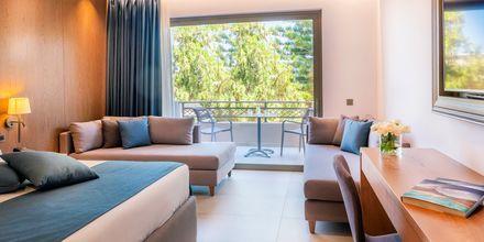 Familjerum på hotell Nana Golden Beach i Hersonissos på Kreta, Grekland.