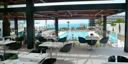 Restaurang Flavours på Napa Mermaid i Ayia Napa, Cypern.