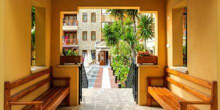 Hotell Nar Apart i Side, Turkiet.
