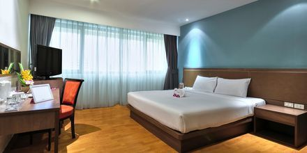 Superiorrum på hotell Narai i Bangkok, Thailand.