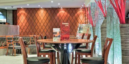 Loungebaren på hotell Narai i Bangkok, Thailand.