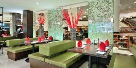 Restaurang Peperoni på hotell Narai i Bangkok, Thailand.