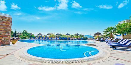 Barnpoolen vid Naxos Resort, Grekland.