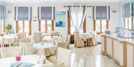 Restaurang på Naxos Resort, Grekland.