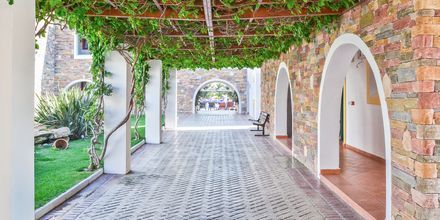 Hotell Naxos Resort, Grekland.