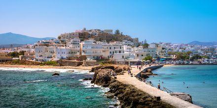 Naxos stad