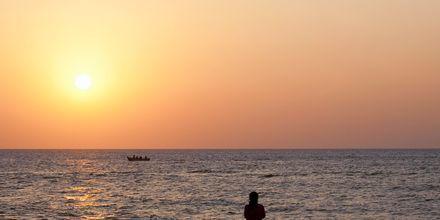 Negombo på Sri Lanka.