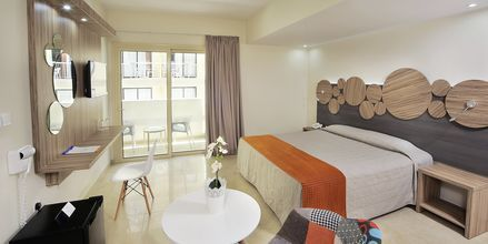 Familjerum för upp till 4 personer på hotell Nelia Beach i Ayia Napa.