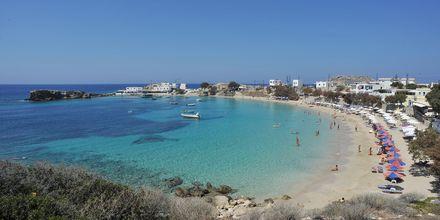 Utsikt från hotell Neraida på Karpathos, Grekland.