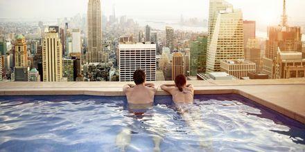 Njut av något av våra rekommenderade hotell i New York!