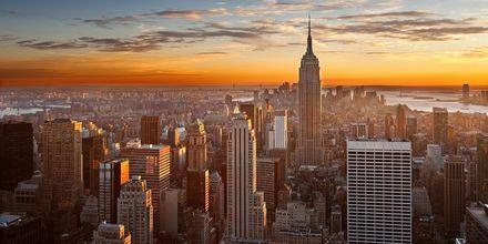 New York - staden som aldrig sover.