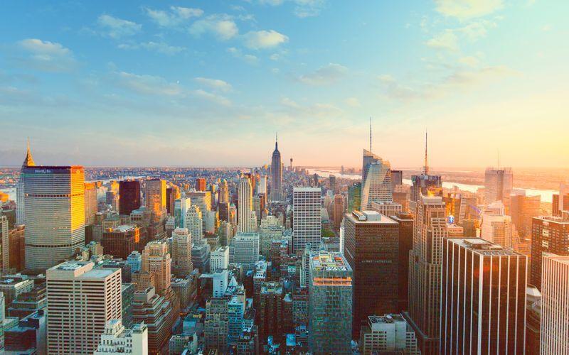 New York i USA - ett drömresemål!