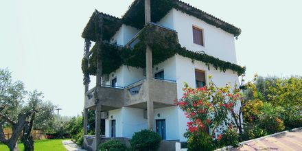 Hotell Nicholas i Megali Ammos på Skiathos.