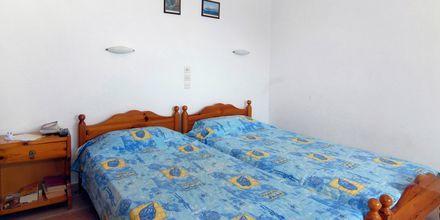 Lägenhet på hotell Nicholas i Megali Ammos på Skiathos.