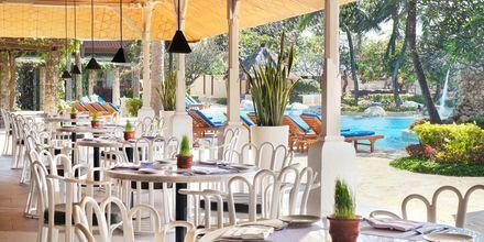 Restaurang Luna på hotell Nikko Bali Benoa Beach i Tanjung Benoa, Bali.