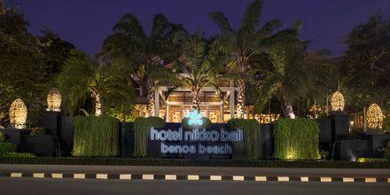 Hotell Nikko Bali Benoa Beach i Tanjung Benoa, Bali.