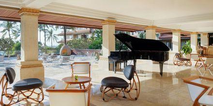Samudera lounge på hotell Nikko Bali Benoa Beach i Tanjung Benoa, Bali.