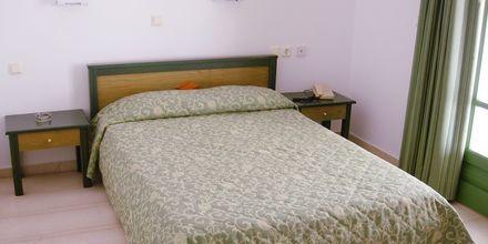 Tvårumslägenhet på hotell Nikolas Villas vid Hersonissos på Kreta.