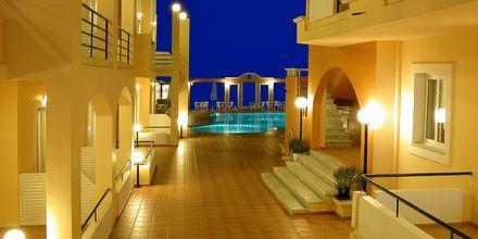 Hotell Nontas på Kreta, Grekland