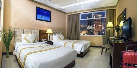 Superiorrum på hotell Northern Saigon, Vietnam.