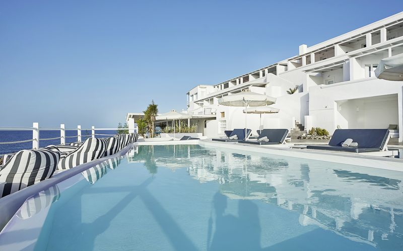 Notos Therme & Spa, Santorini.