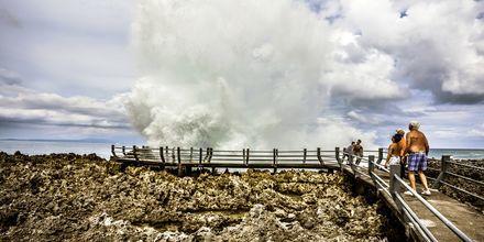 Water Blow i Nusa Dua, Bali.