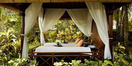 Unna dig en spabehandling på Melia Bali Villas & Spa.